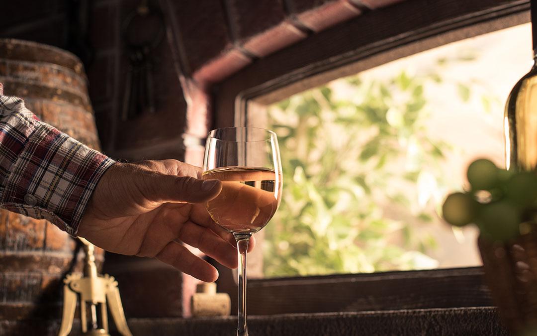 More wine sir?