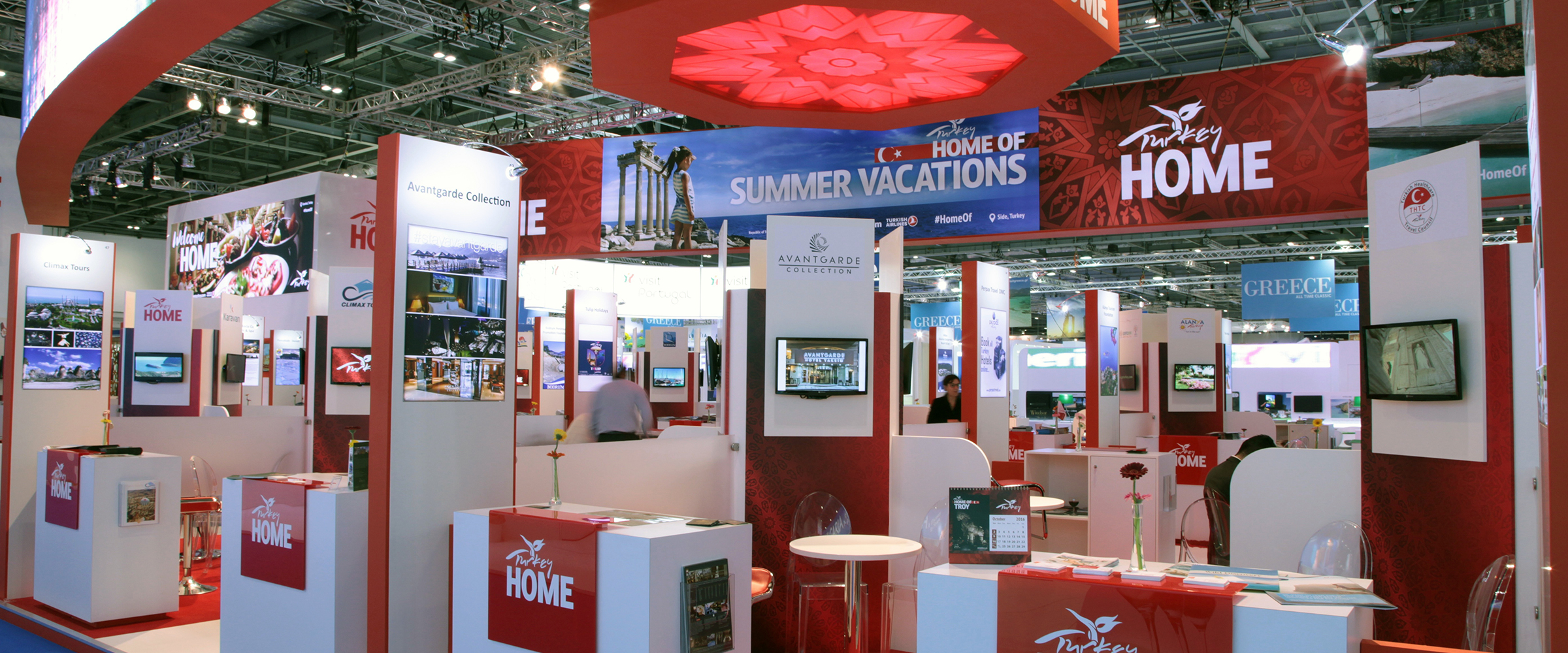Turkey Tourist Board, WTM